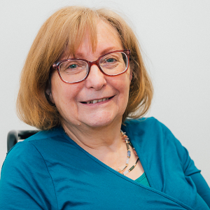 Photograph of Councillor Pam Thomas
